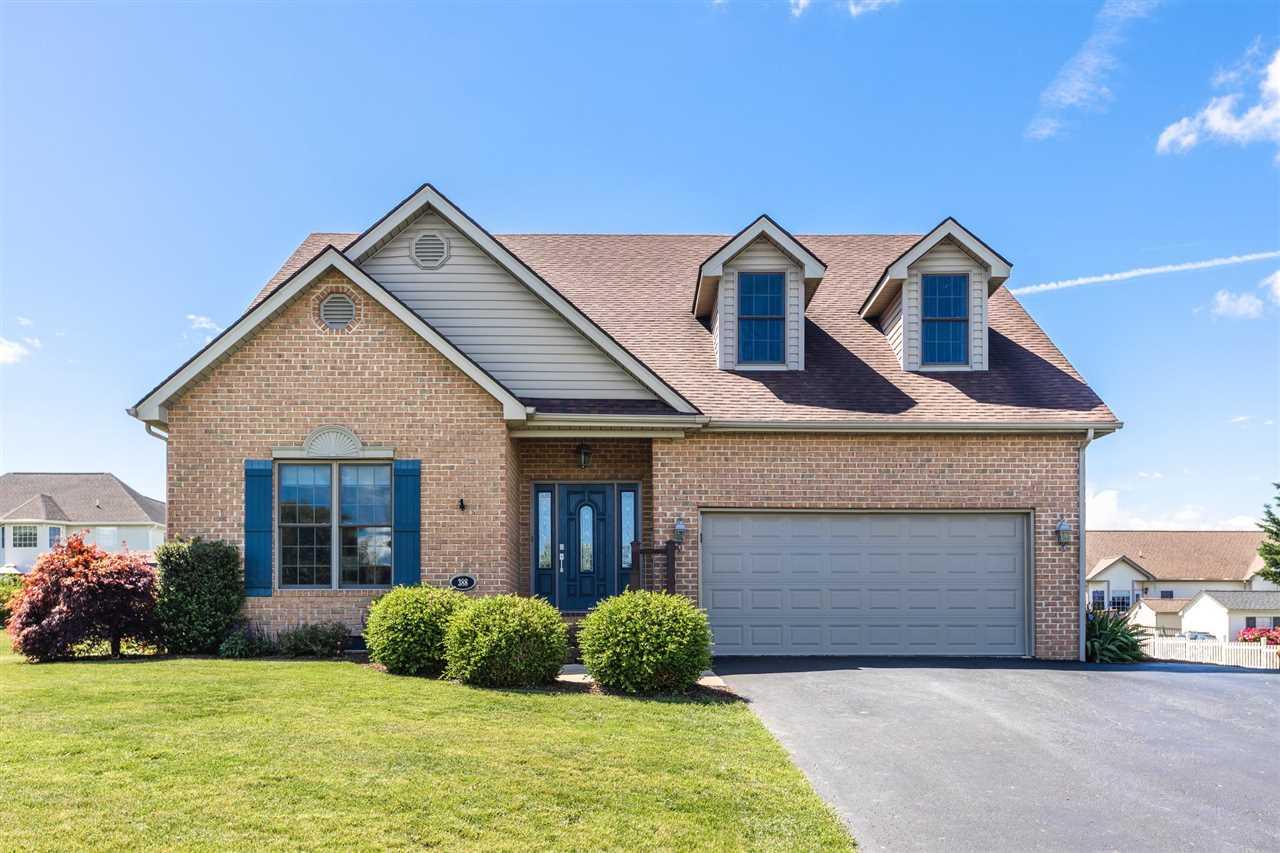 388  Wyndham Hill Dr,  Fishersville, VA