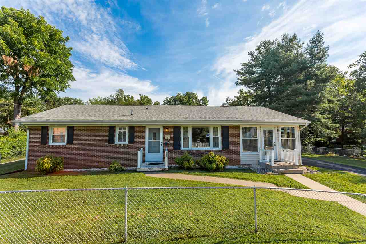 623  Spruce St,  Staunton, VA