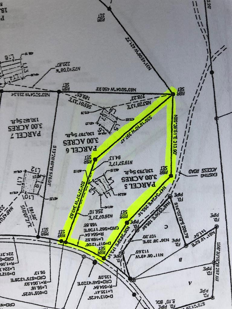 Lot 5 Lewis Ferrell Road, South Boston, VA, 24592
