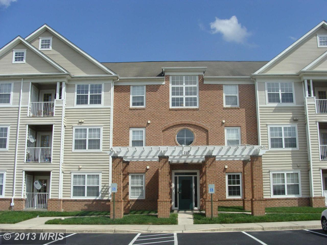 317  EAGLE LANDING,  ODENTON, MD