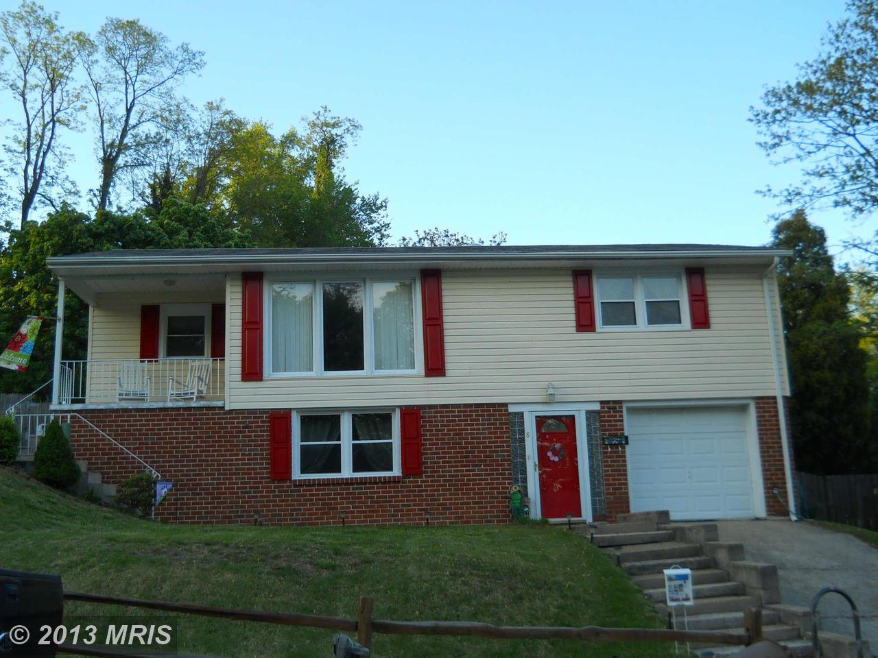 8  Coronet,  Linthicum Heights, MD