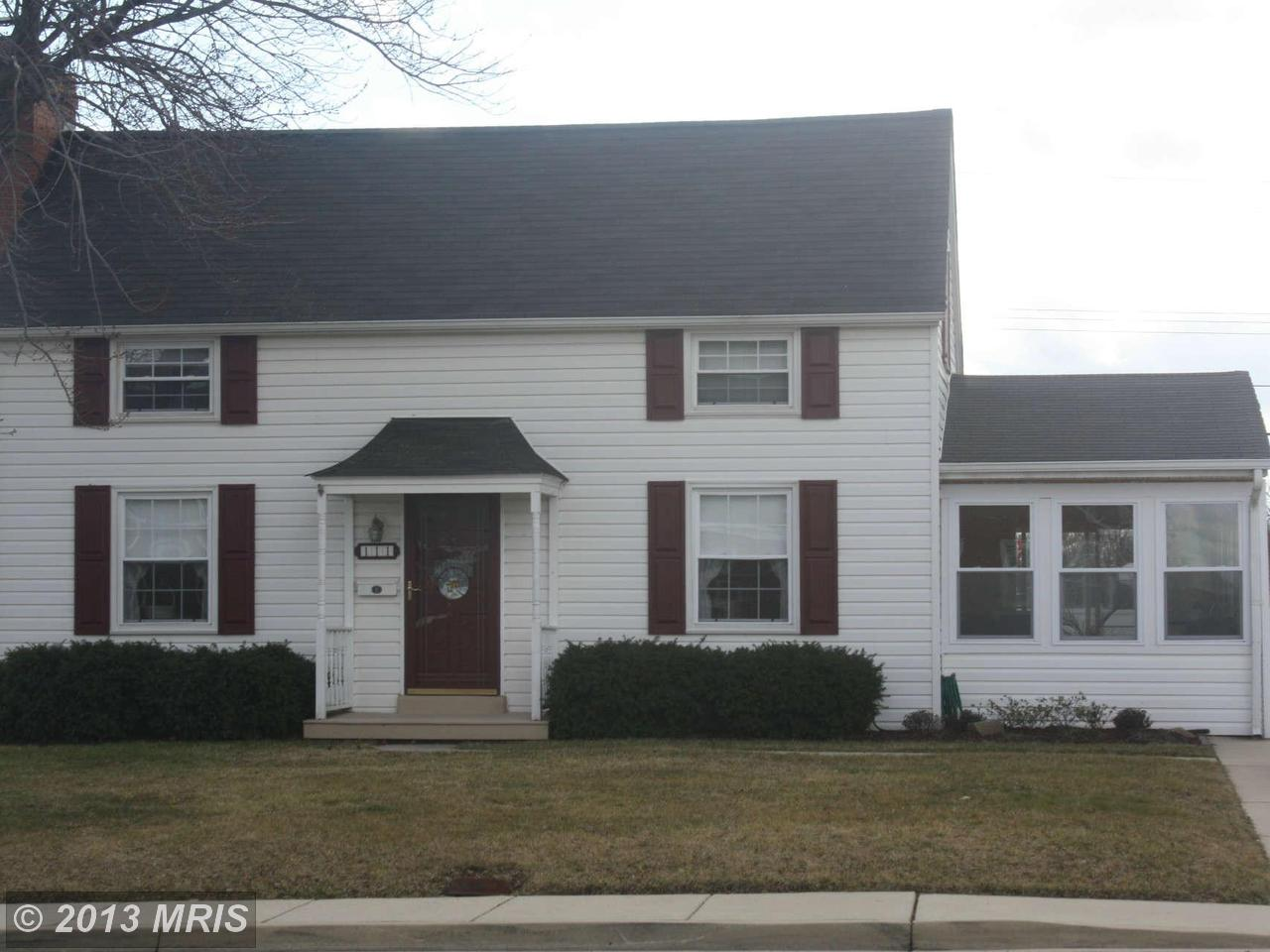 111  Coronet,  Linthicum Heights, MD