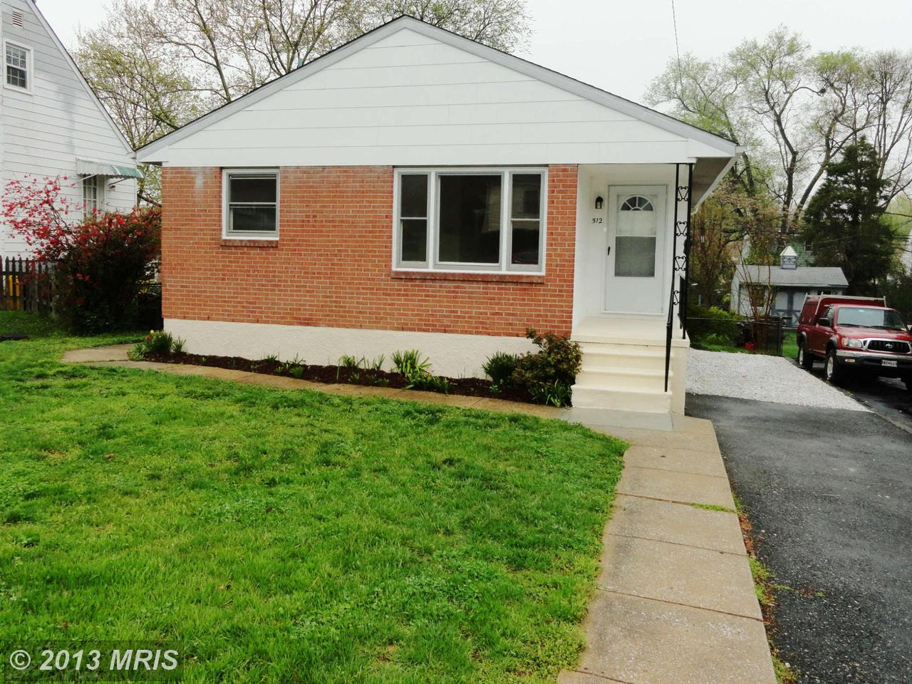 512  Shipley,  Linthicum Heights, MD
