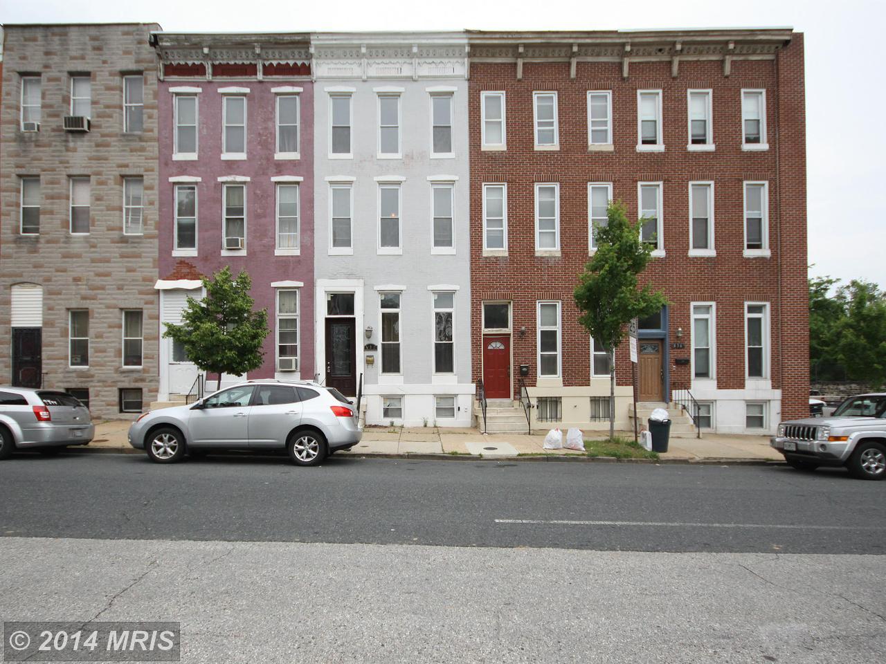 432  E. Lafayette,  Baltimore, MD