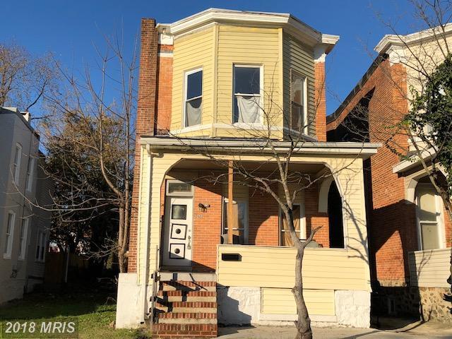 2522  Ellamont,  Baltimore, MD