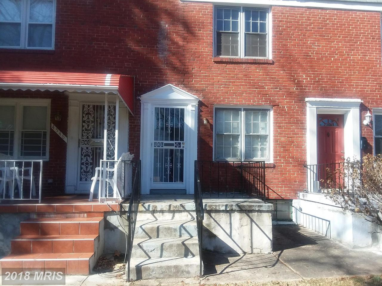4548  Rogers,  Baltimore, MD