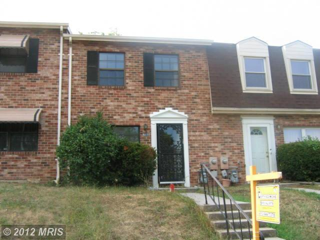Homes for sale in the cherry hill subdivision baltimore for Baltimore houses for sale