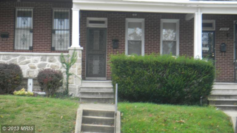2308  LONGWOOD,  BALTIMORE, MD