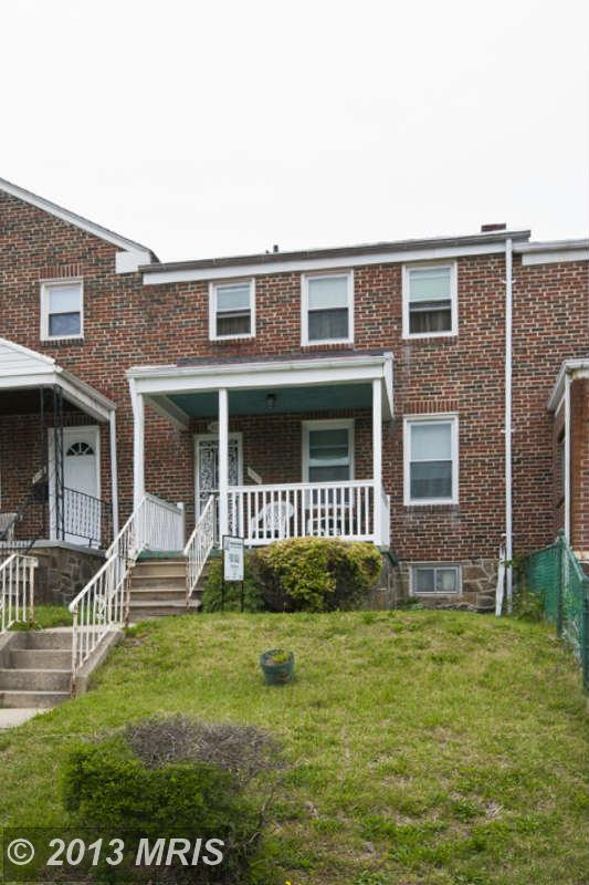 3032  HANLON,  BALTIMORE, MD