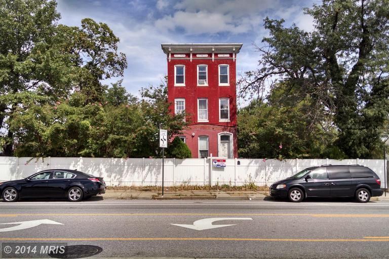 3422  Frederick,  Baltimore, MD