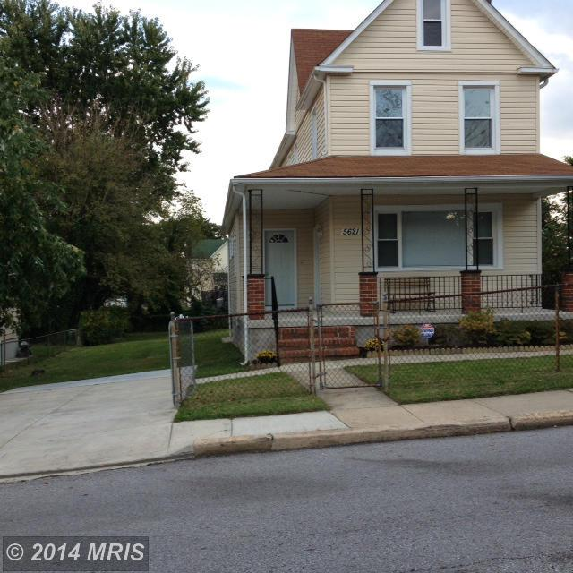5621  Greenhill,  Baltimore, MD