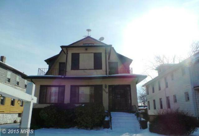 2519  Liberty Heights,  Baltimore, MD