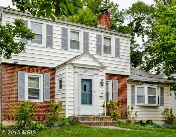 2804  Bauernwood,  Baltimore, MD