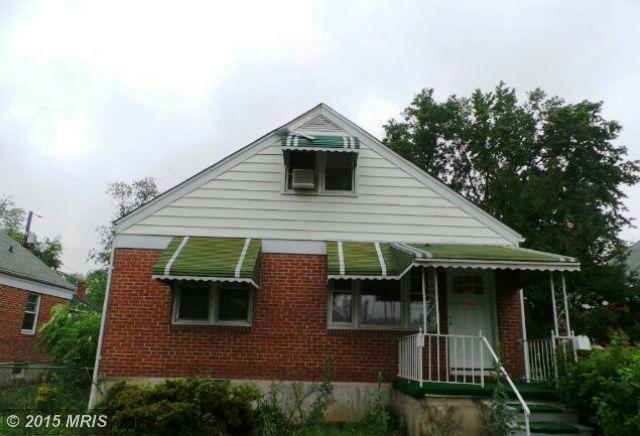 2612  Chesley,  Baltimore, MD