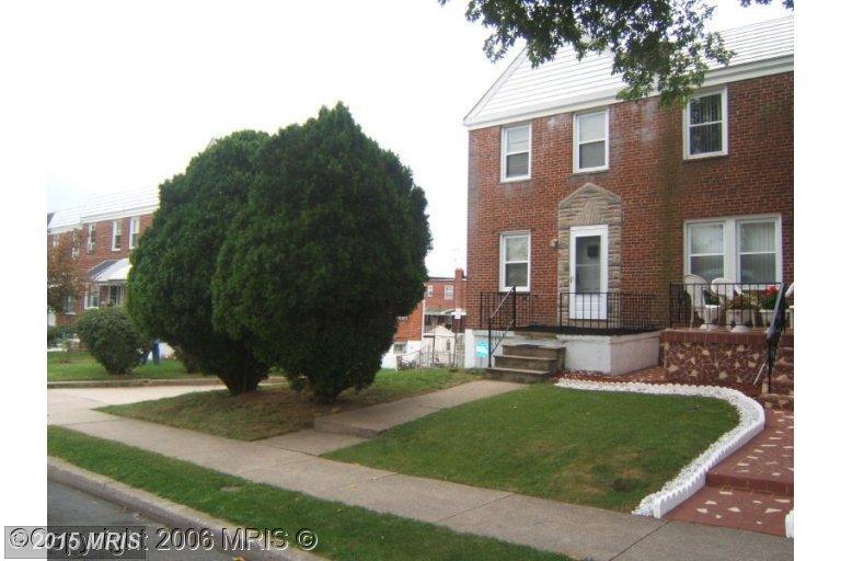 3753  Lyndale,  Baltimore, MD