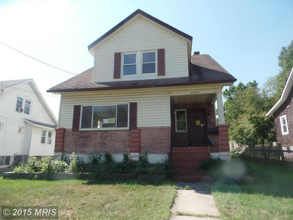 2905  Berwick,  Baltimore, MD