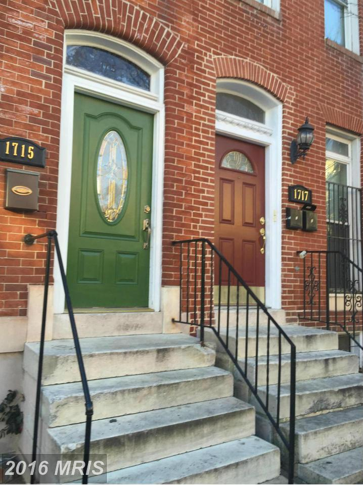 1715  Lombard,  Baltimore, MD