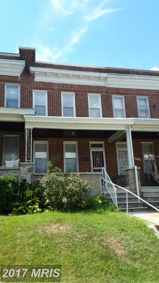 2316  Rosedale,  Baltimore, MD