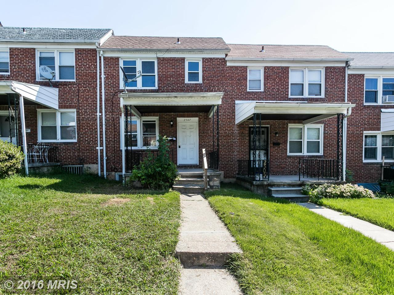 2507  Rosedale,  Baltimore, MD
