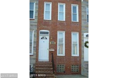 1154  Carroll,  Baltimore, MD