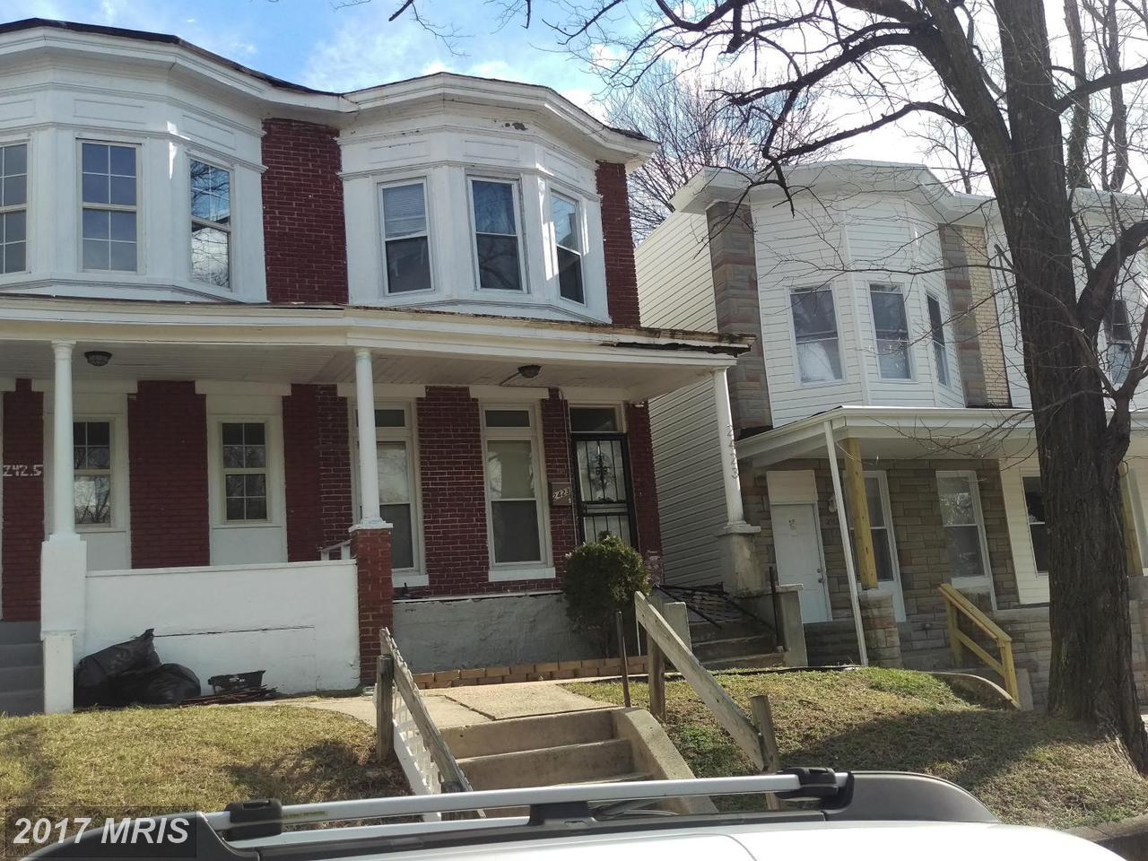 2425  Denison,  Baltimore, MD