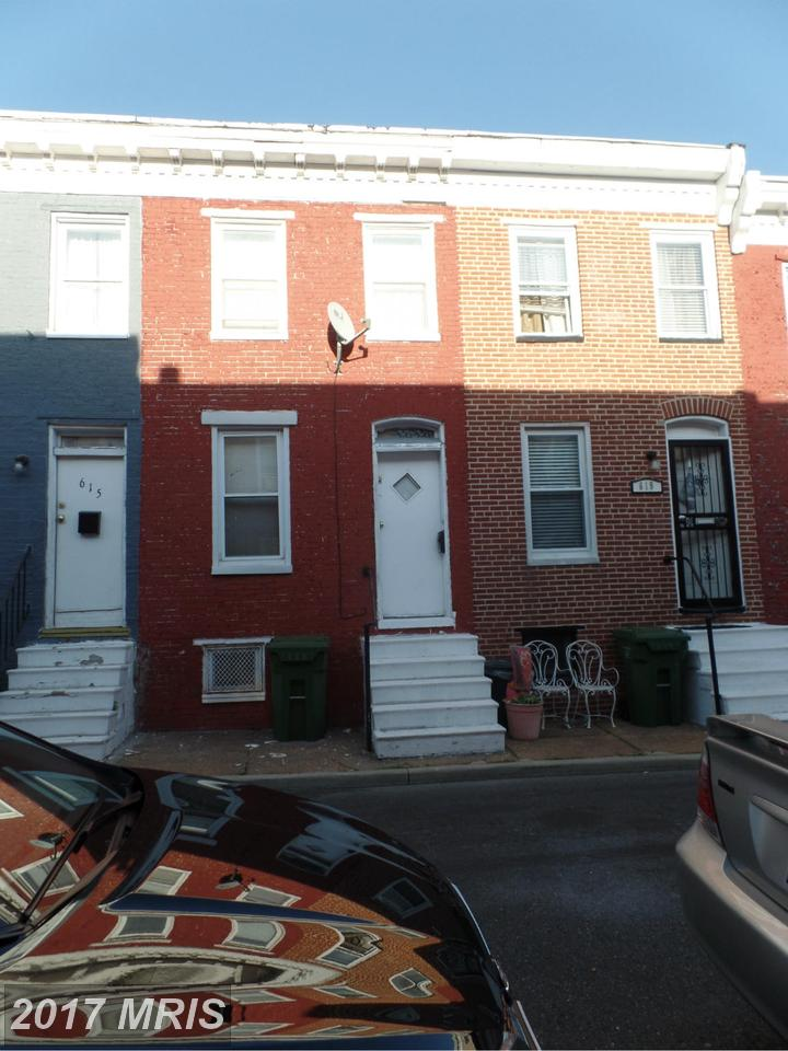 2 bedroom homes for sale in baltimore md baltimore mls for Homes for sale in baltimore
