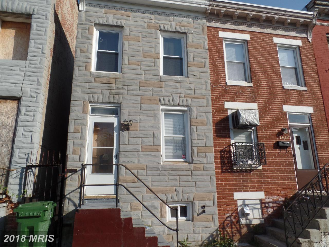 2 bedroom homes for sale in baltimore md baltimore mls - 2 bedroom homes for rent baltimore md ...