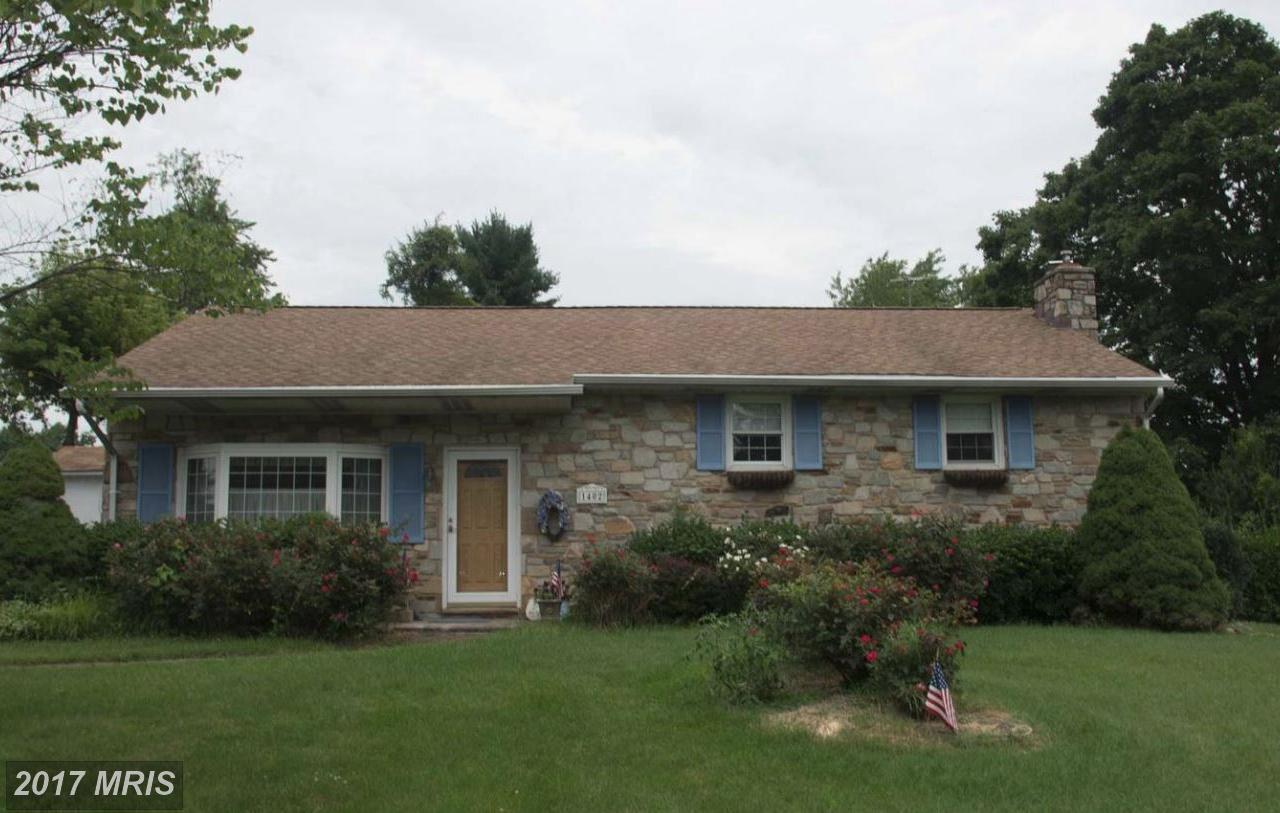 1402  Mount Carmel,  Parkton, MD