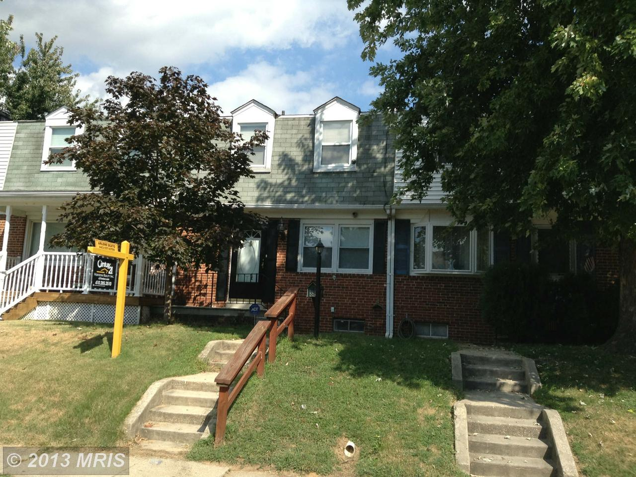 8104  STRATMAN,  BALTIMORE, MD