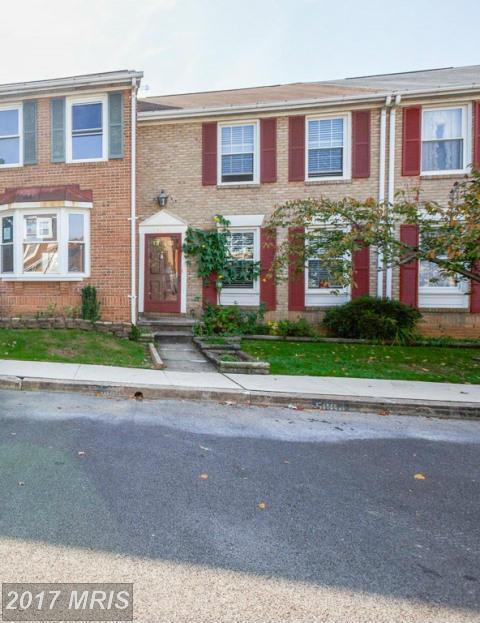 5806  Richardson Mews,  Baltimore, MD
