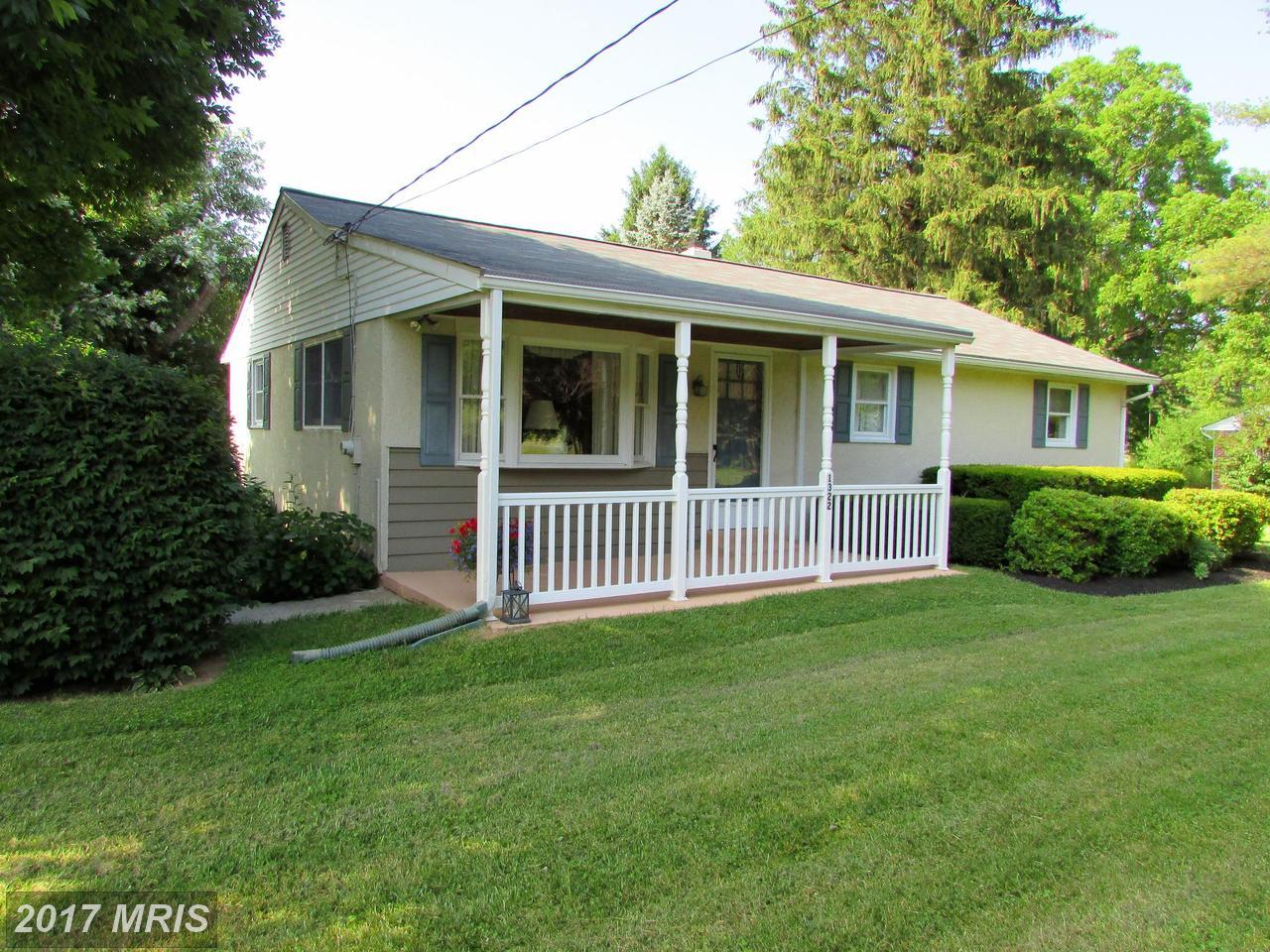 1322  Mount Carmel,  Parkton, MD