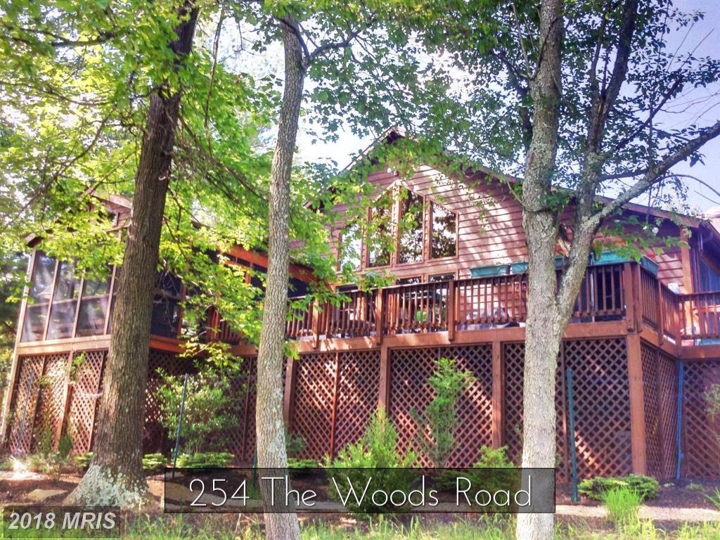 254  The Woods Road,  Hedgesville, WV