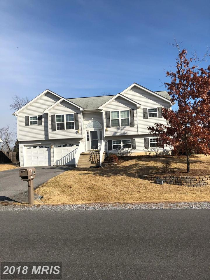 Homes For Sale In The Spring Hill Subdivision Inwood Wv