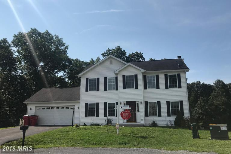 Homes for sale in the Forest Heights subdivision | martinsburg, WV ...