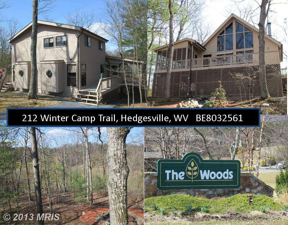 212  WINTER CAMP,  HEDGESVILLE, WV