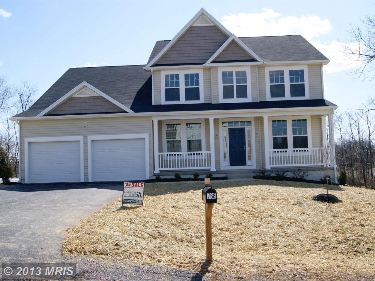 Homes For Sale In Brookfield Falling Waters Wv