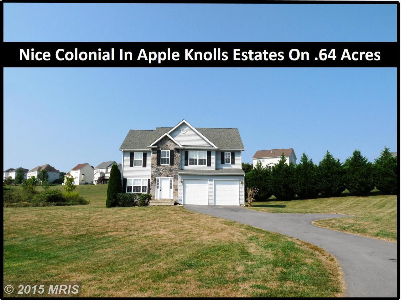547  Crushed Apple,  Martinsburg, WV