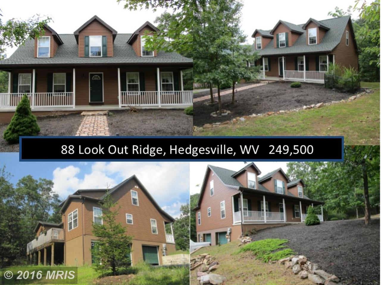 88  Lookout,  Hedgesville, WV