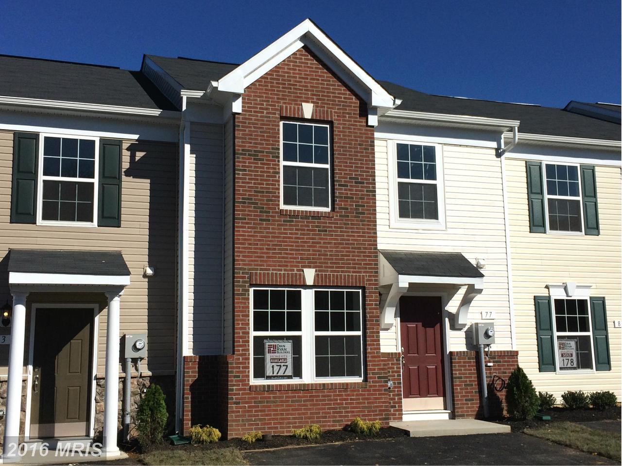 Homes For Sale In The Manor Park Subdivision Martinsburg