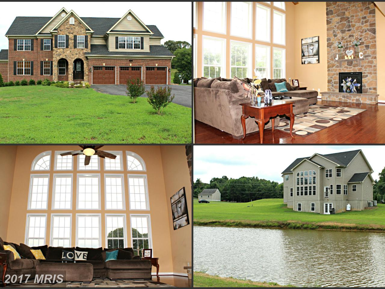 4 bedroom homes for sale in hughesville md hughesville for Cost to build a house in maryland