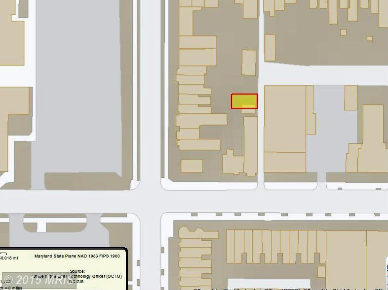 Parcel Behind 1415-143 1st,  Washington, DC