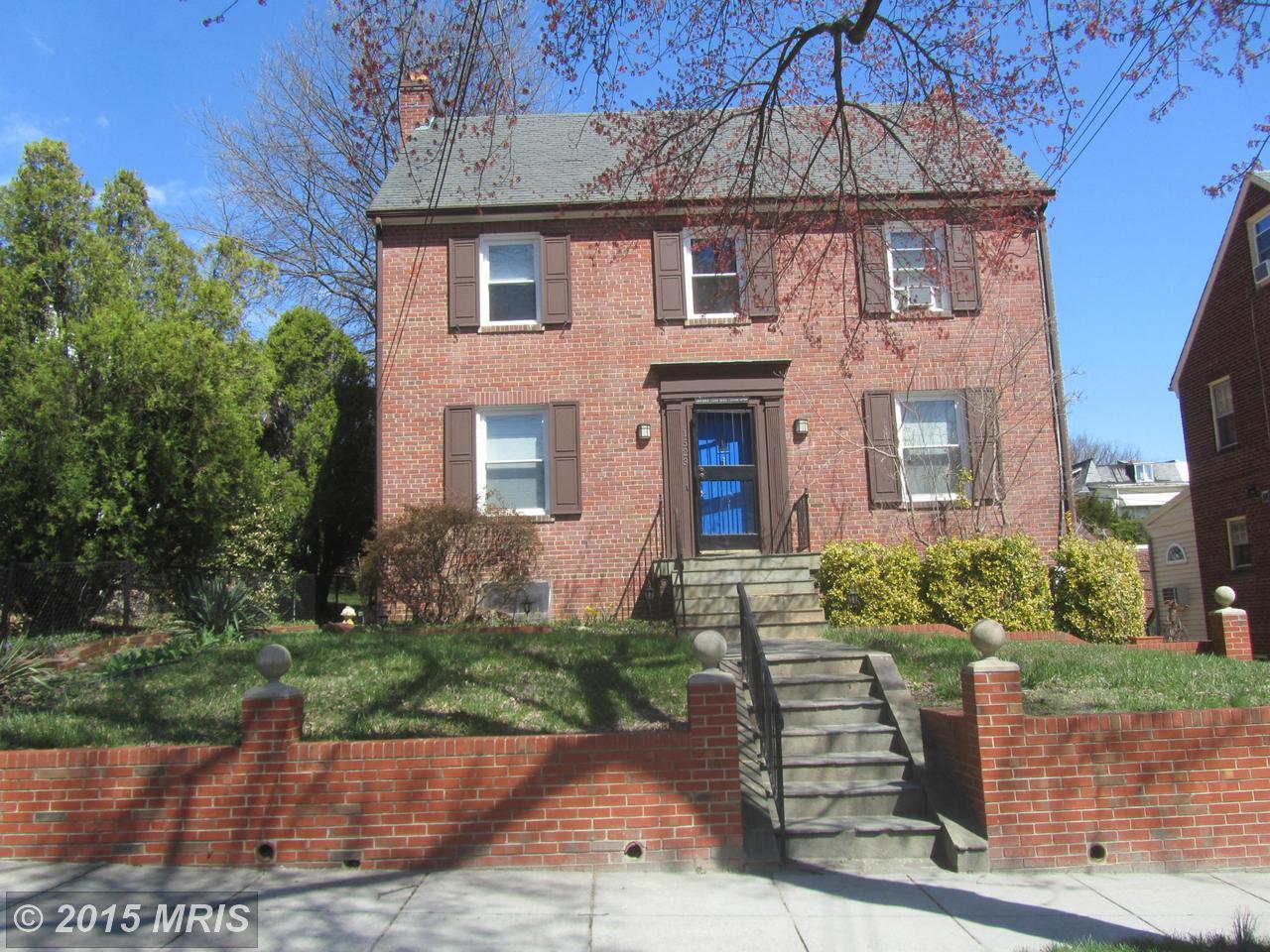 1523  Underwood,  Washington, DC