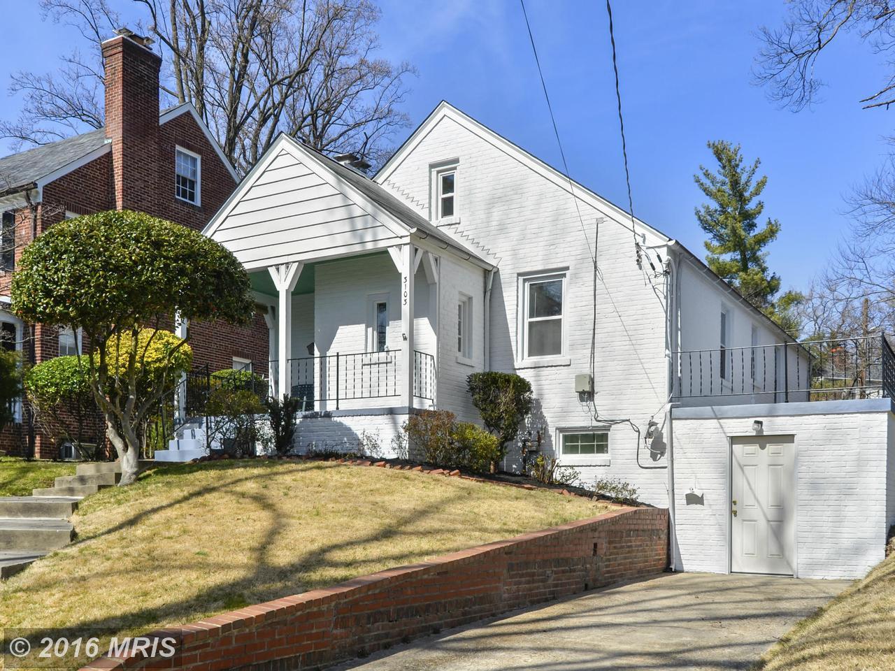 3103  Tennyson,  Washington, DC