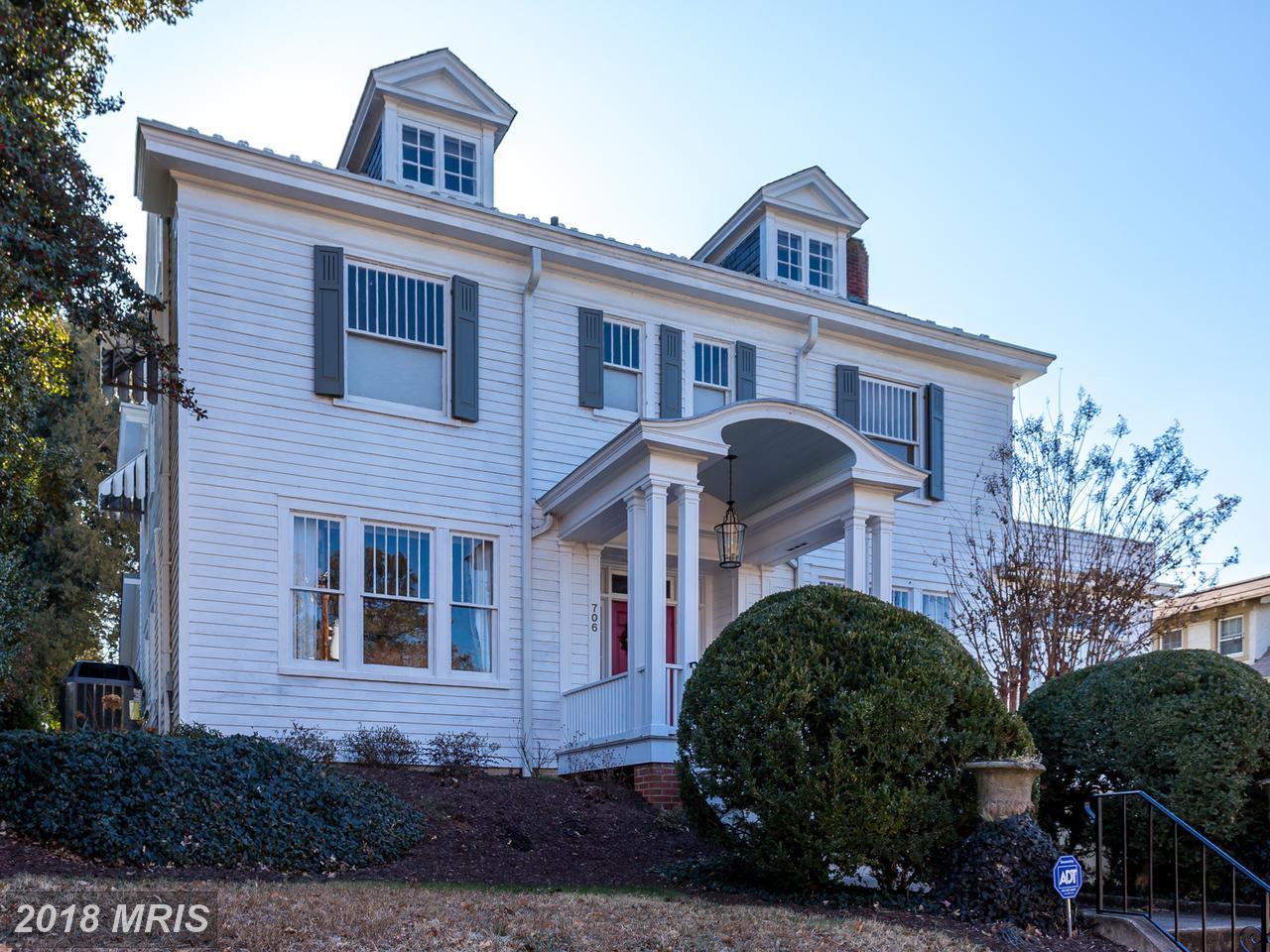 706  Cornell,  Fredericksburg, VA
