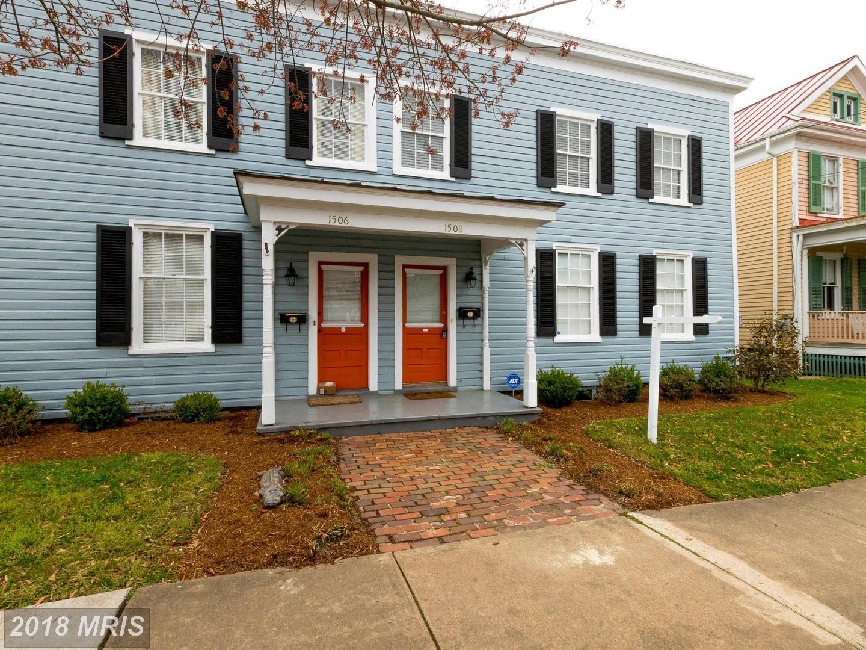 1506  Caroline,  Fredericksburg, VA