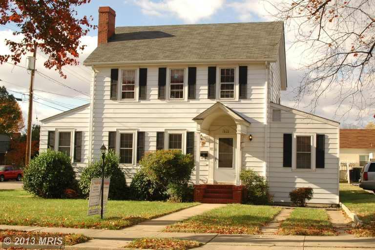1802  AUGUSTINE,  FREDERICKSBURG, VA
