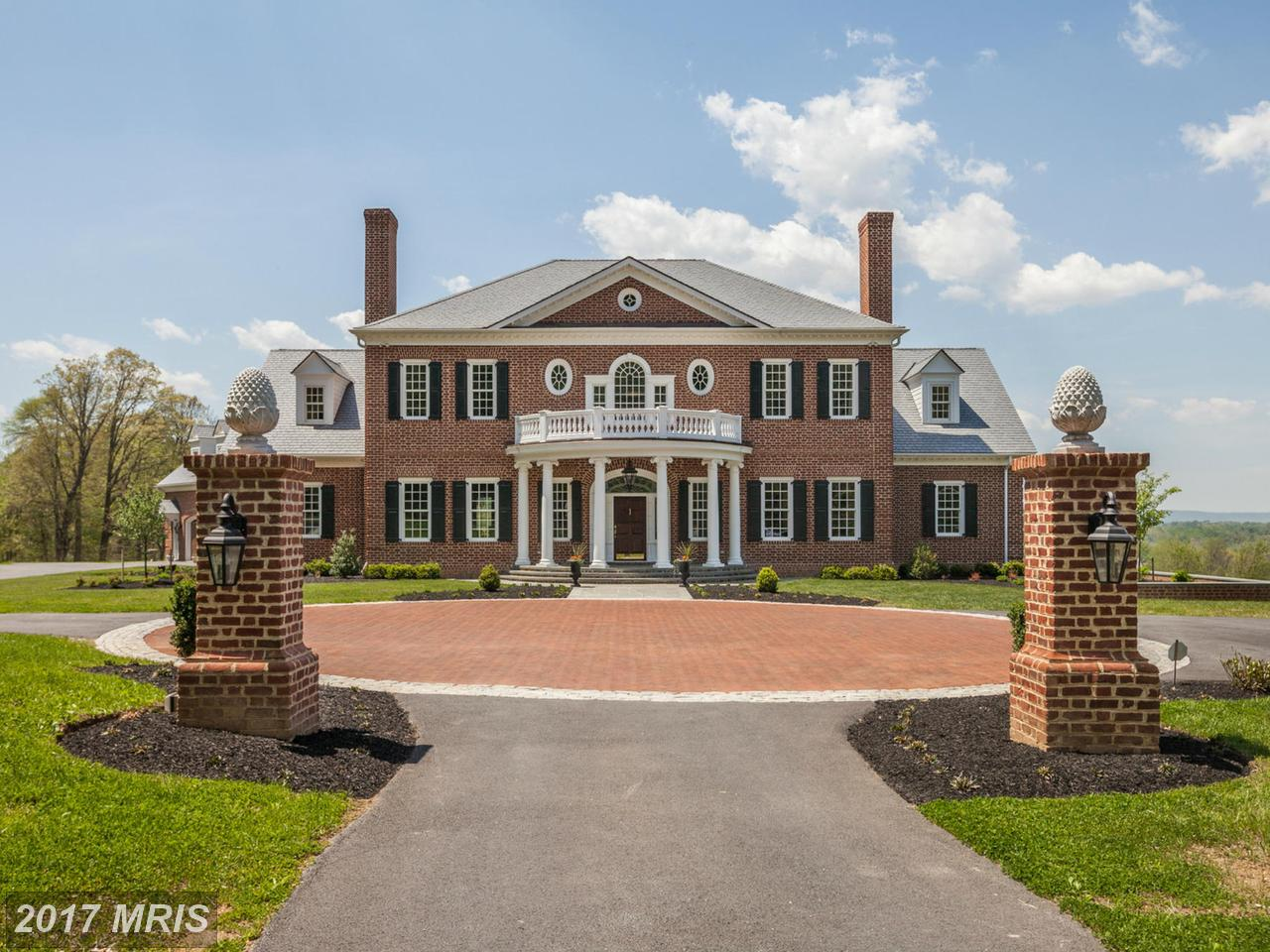 Luxury homes for sale in frederick md frederick mls for House builders in maryland