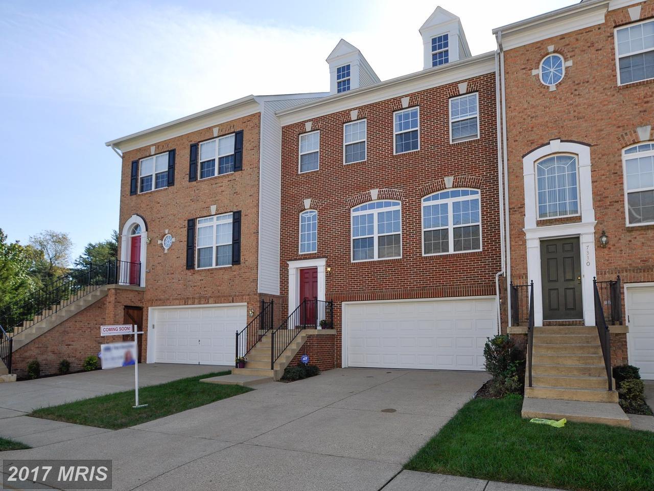 7332  Hampton Manor,  Springfield, VA