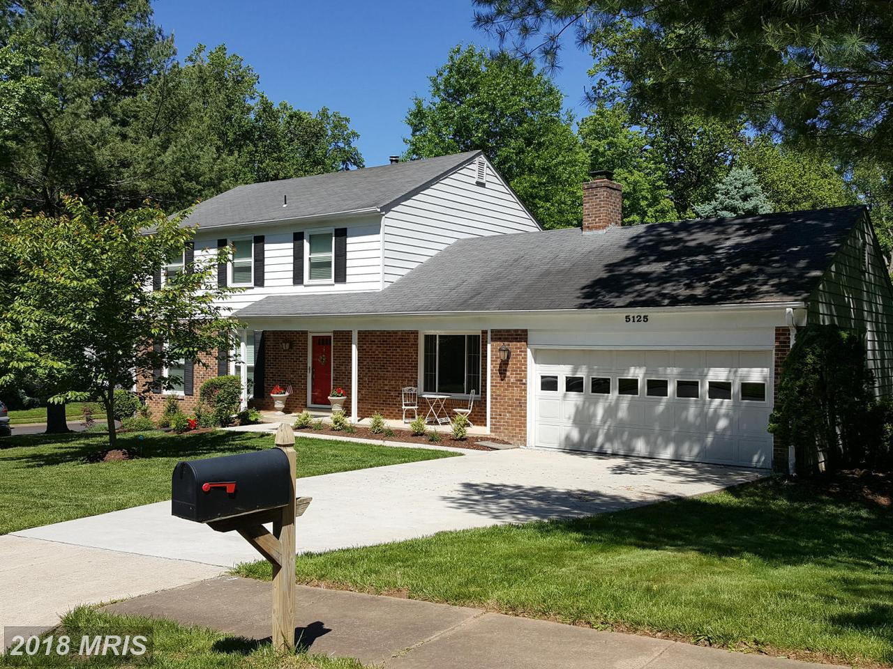 5125  King David,  Annandale, VA
