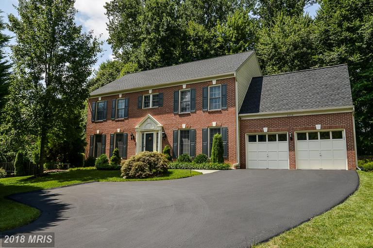 8504  Oak Pointe,  Fairfax Station, VA